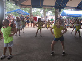 Camp Activities Dance